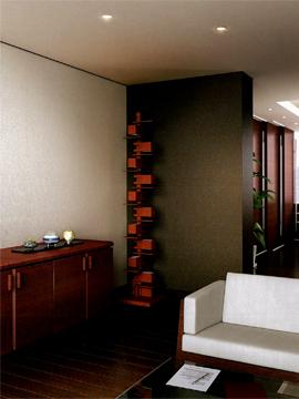 空気を洗う壁紙